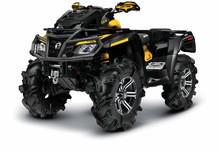 BRAND NEW 2015 Can-Am Outlander X mr 1000 ATV