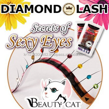 Eyelash extension / New Diamond lash / Beauty Cat Eyelashes