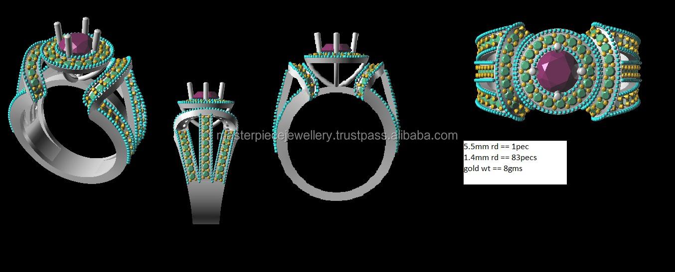 925 Silver Genuine Gemstone Necklace
