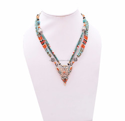 ALIBABA DEALS-Unique Wholesale Tribal Style Tibet Necklace,Nepal Necklace Jewelry