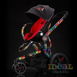 Buy 2 Get 1 free Quinny by Britto modd single stroller chassis