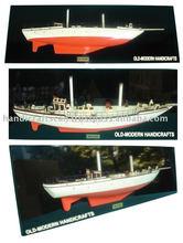 La mitad de helena modelo de nave de imágenes. Nuevo!!