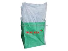 Vietnam Jumbo bags 85*85*80cm 1ton pp jumbo bag for sand/cement/ore with handle