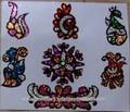 Suministros de exportación de la joyería del cuerpo del tatuaje