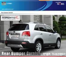 [MOBIS] KIA Sorento R - Sejin Rear Bumper Guard