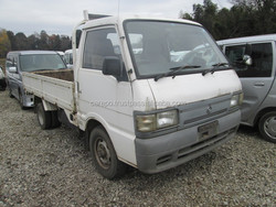 USED CAR SALES FOR MAZDA BONGO BRAWNY KC-SD5AM WL MT DIESEL 1997 EXPORTED FROM JAPAN