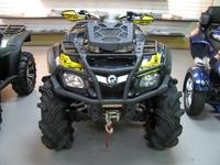 2014 Can-Am Outlander 650 X mr EFI 4x4 Utility ATV