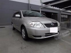 Toyota Corolla Fielder X G edition NZE121G 2002 Used Car