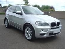 Used (RHD) BMW X5 3.0d M Sport 2010