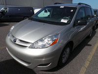 LHD Used 2008 Toyota Sienna LE 3.5L FWD