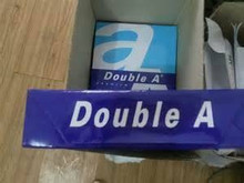A4 copy paper 80gsm/75/gsm/70gsm DOUBLE A papers a4 white 75g m2