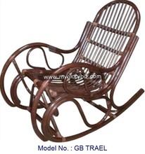 cheap rocking chair, rattan home furniture