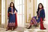 Designer Punjabi suit material - Printed cotton dress material - Wholesale salwar kameez - Bulk Dress material @ USD 12.00