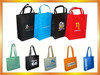 eco-friendly fabric, soft, breathable, absorbent, hypoallergenic, durable non woven gift bag