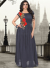 Evening gown fabric\stylish and national casual dress\latest gown designs fron india supplier