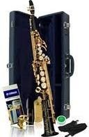 BUY 2 UNIT GET 1 FREE Ultra Package Yss-82Zb Custom z BB Soprano Saxophone