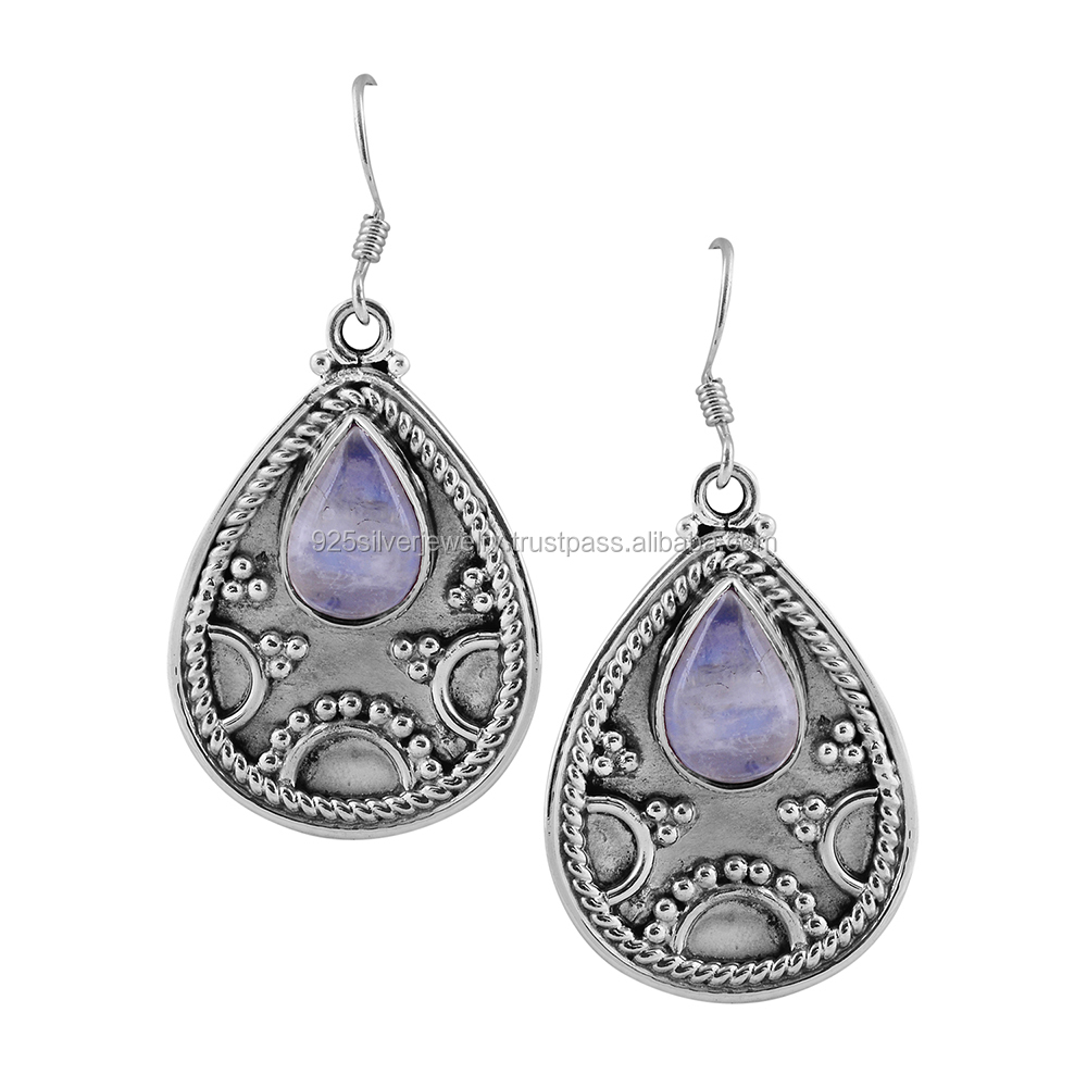 925 sterling silver earrings wholesale antique silver