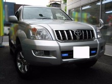 Toyota Land Cruiser Prado TZ GRJ121W 2008 Used Car