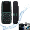 Dual SIM 2G GSM Mobile Phone, Flashlight Functions - Green