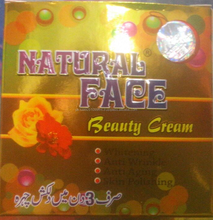 Natural Face Beauty Cream