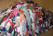 Used clothing, Handbags and used shoes