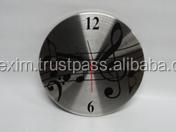 Musical Design Wall Clock , Decorative Wall Clock , Cheap Wall Clock , Promotional Wall Clock