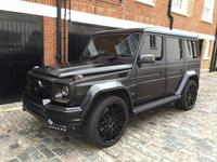 USED CARS - MERCEDES_BENZ G-CLASS G63AMG