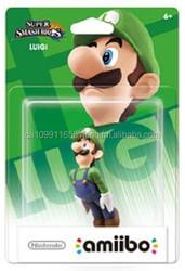 Brand New Amiibo Nintendo Luigi Figure