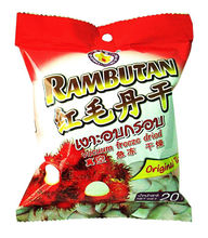 Liofilizado Rambutan 20 g de fruta aperitivos