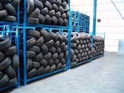 paired used car tyres 5mm-7mm