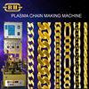 0.30mm Gold High Speed Chain Making Machines