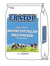 la leche grasa: