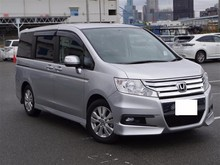 Honda Step WGN Spada S RK5 2010 Used Car