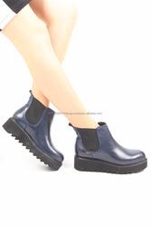 Boot Women Genuine Leather