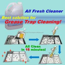 Öl& fettlöser für stahl Klärgruben reinigung
