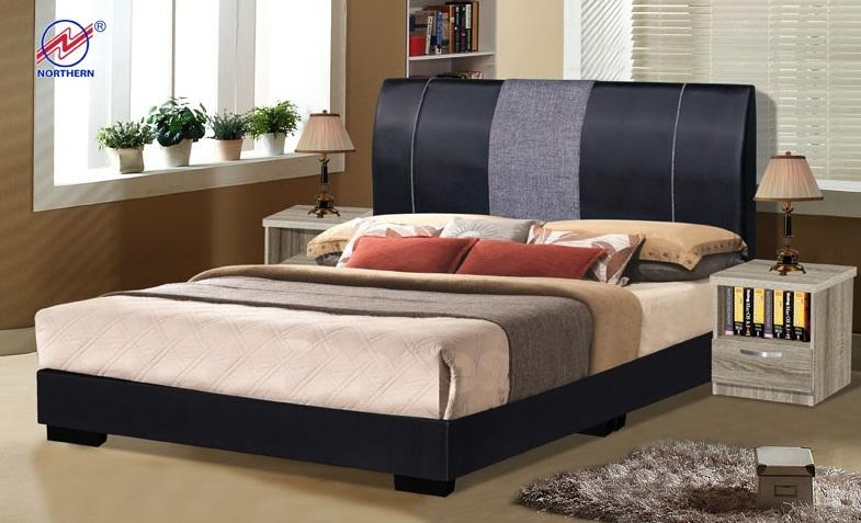 Home Furniture Top Sales Pvc Bed Black Buy Unique Beds