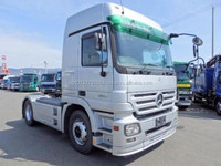 USED RHD MERCEDES BENZ 1840 Actros High Roof Tractor Head 2008
