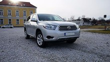 Used Toyota Highlander Hybrid 4x4 Pick Up - Left Hand Drive - Stock no: 12763