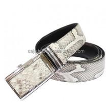 Python leather belt for men SMPB-001