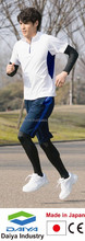 Double Layer Custom compression tights, Pants, For higher achievement, Made in Japan