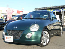 japanese auto used car COPEN 2004 at reasonable prices