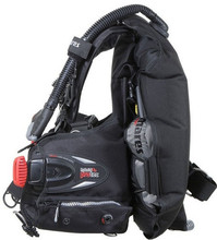 Mares Hybrid Tec BC with Oceanic Regulator Dive Computer Package With Free Shipping
