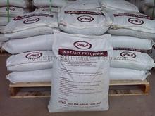 Cold mix d'asphalte. meilleur mix. d'asphalte. malaisie