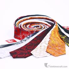 100% Silk Tie, handicraft in VietNam