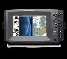 NEW HUMMINBIRD 898C HD SI Combo Side Imaging Marine GPS Chartplotter International Version Dual-Beam Sonar 4088901