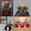 High quality and Japanese reborn baby dolls Hina Ningyo/Gogatsu Ningyo Doll for celebrations , Japanese goods also available