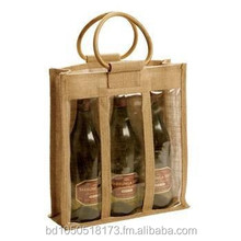 Jute Goods (Shopping bag, Wine bag, promotional bag, shoe, ladies hand bag, table lamp, )