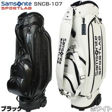 Samsonite wheelie bag caddie bag SNCB-107 golf equipment High class Caddy