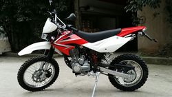 New design high quality off road model ZF150GY