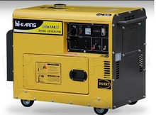 south africa 5kw diesel generator with super silent air cooled